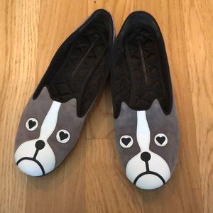 Marc by Marc Jacobs Sad Puppy Shoes, size 39.5